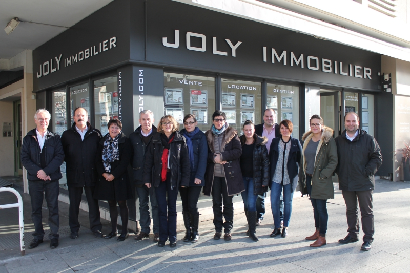 Agence joly immobilier a caen appartement maison caen for Achat agence immobiliere